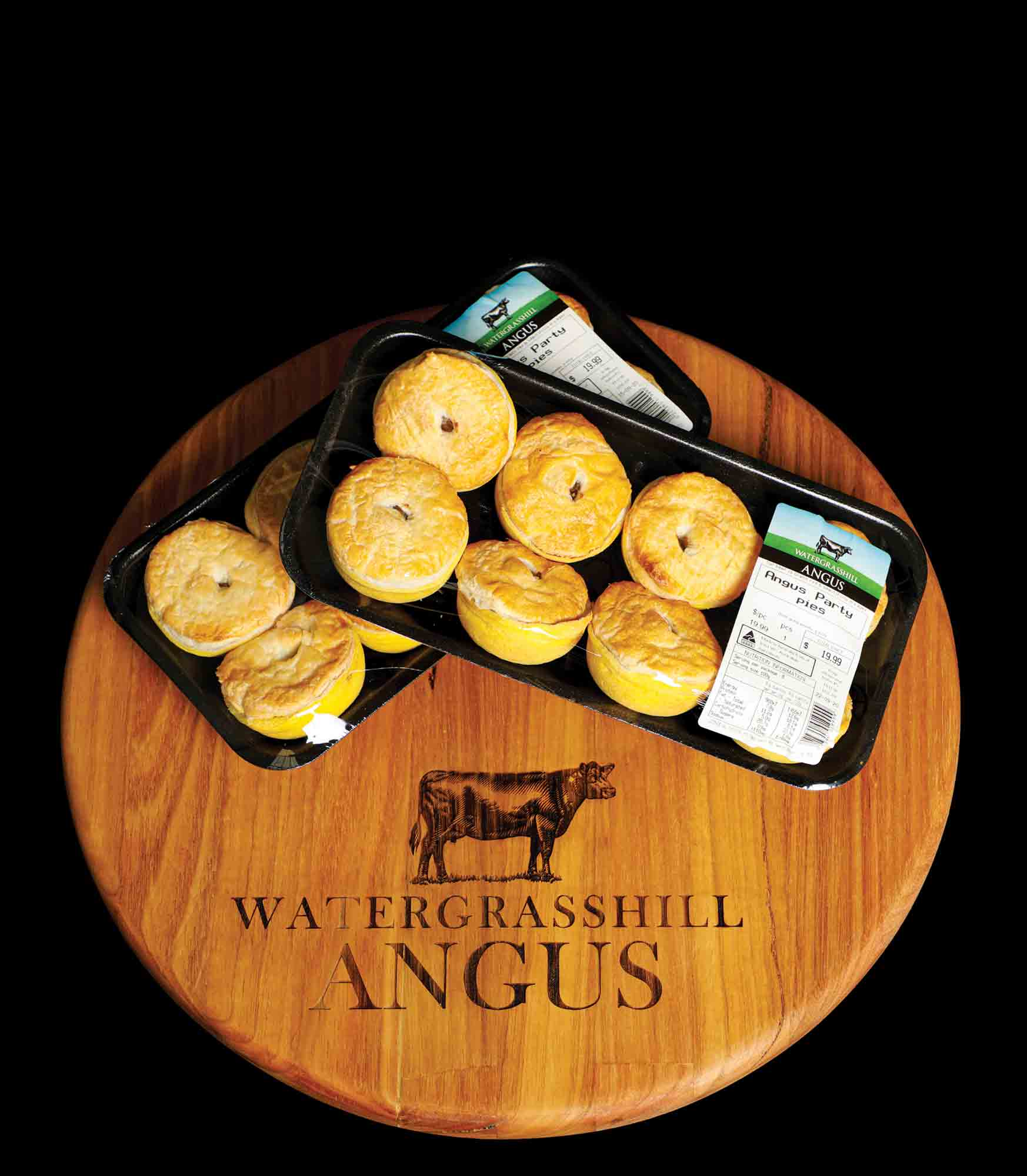 Angus Party Pies - Online Angus Beef