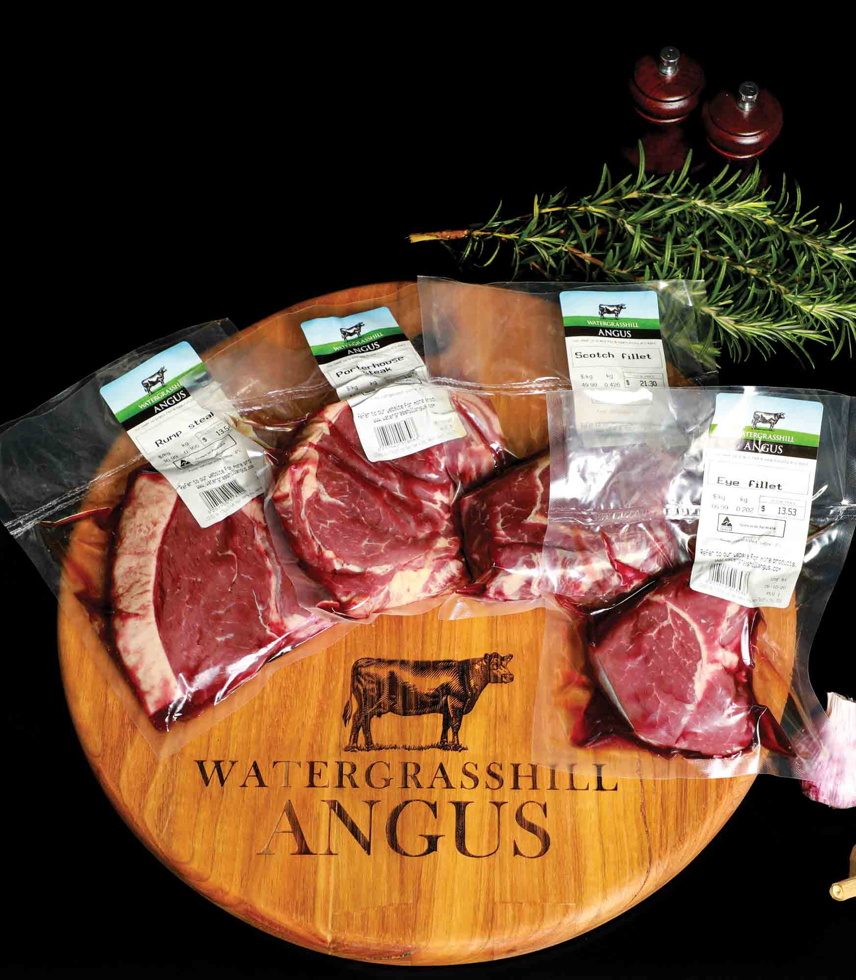 Angus Steak Pack- Online Angus Beef