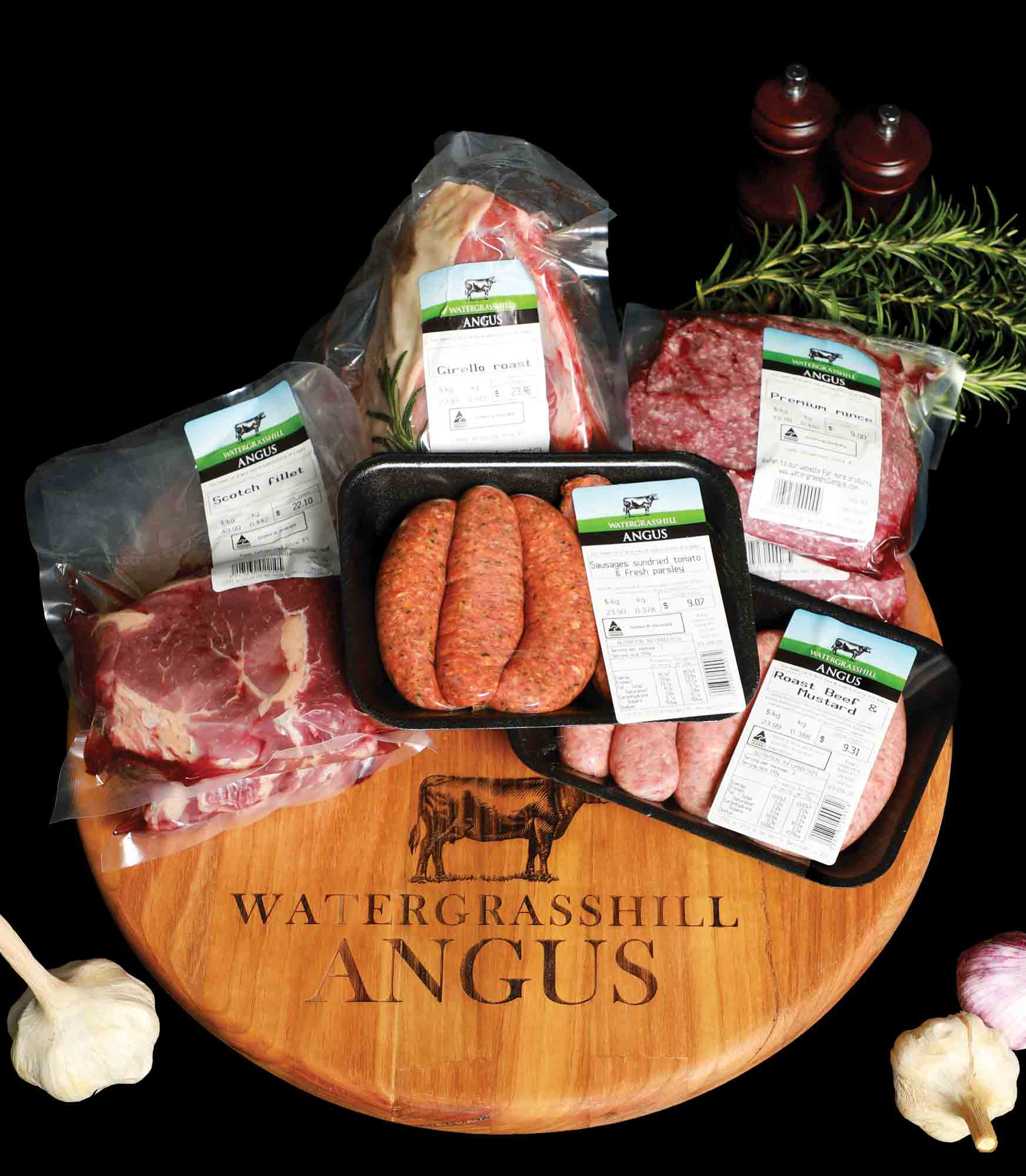 Beef in a Box - Online Angus Beef