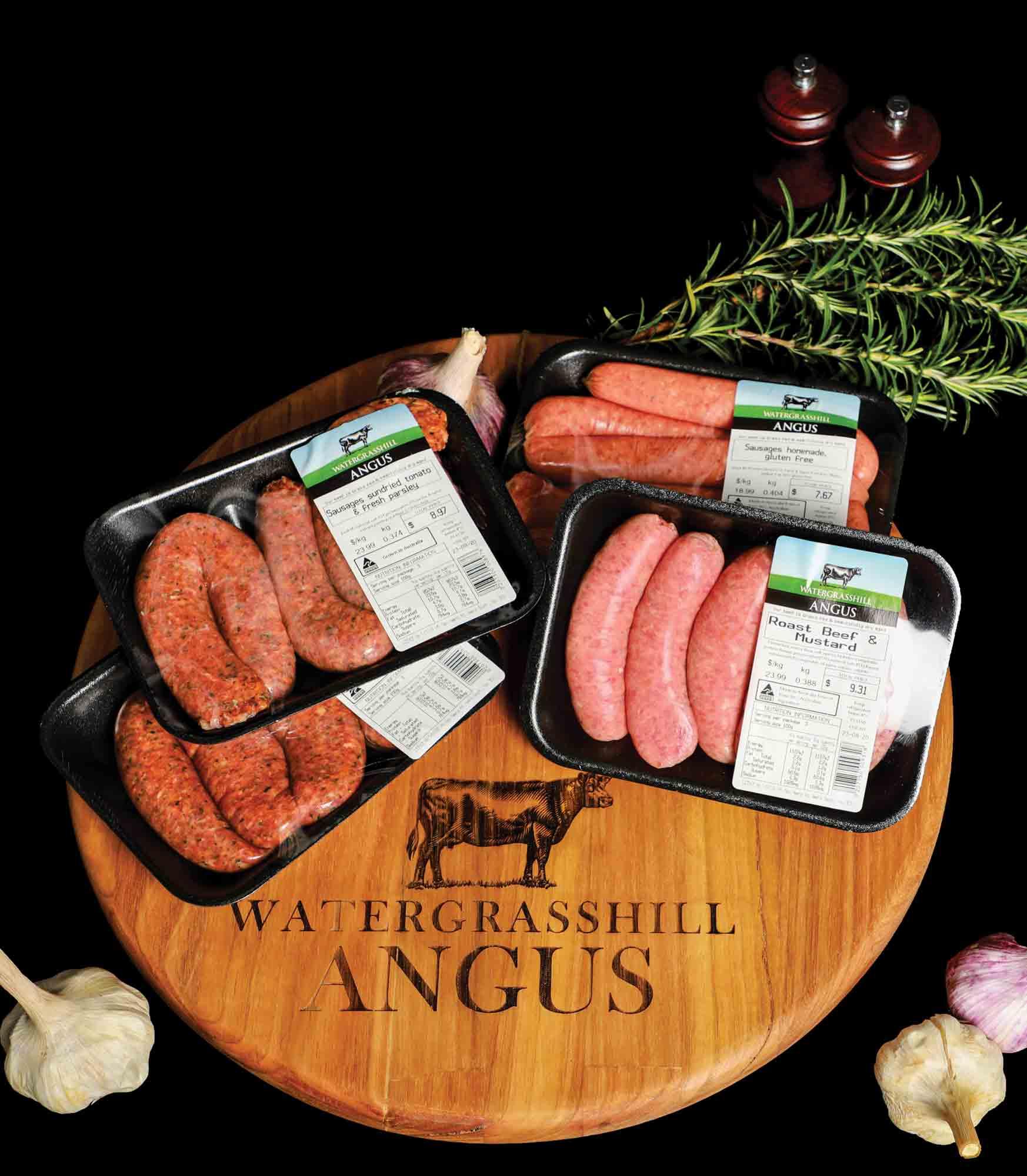 Gourmet Sausage Pack - Online Beef Sales